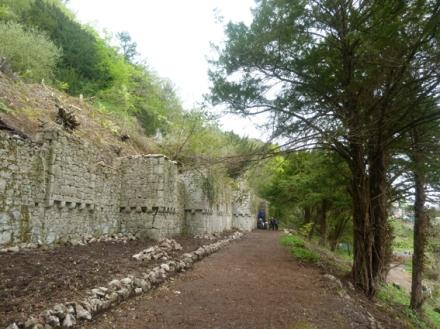 Gwrych Castle Ladys Walk
