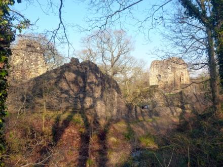 Ewloe Castle 1